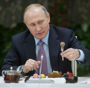 各國喜歡甜食的名人政客