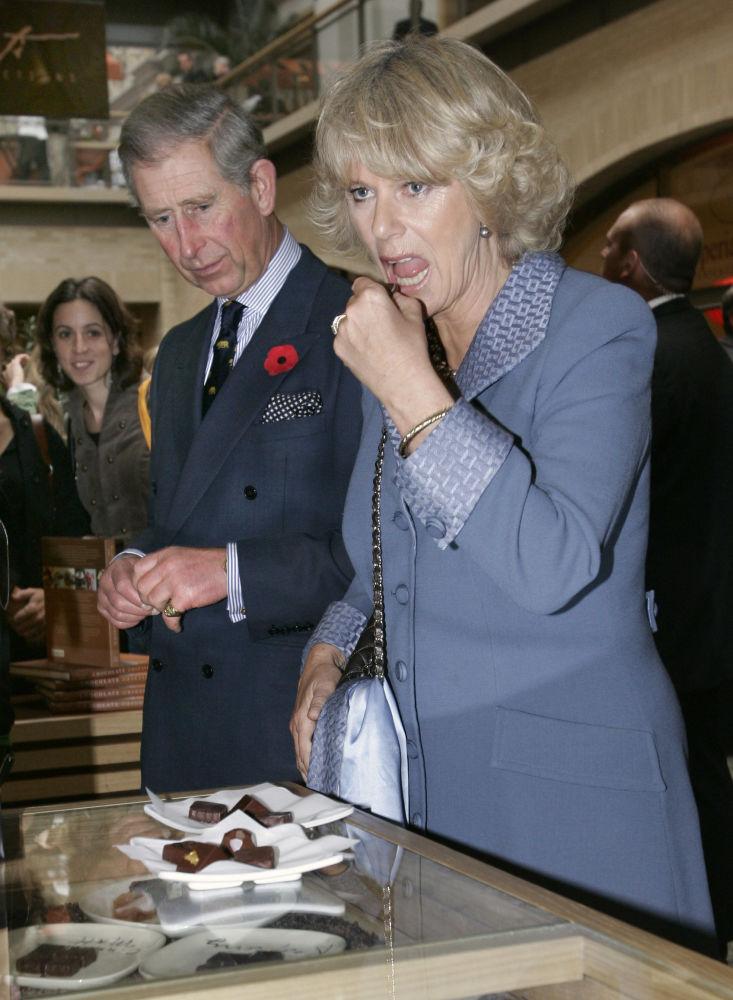 各国喜欢甜食的名人政客