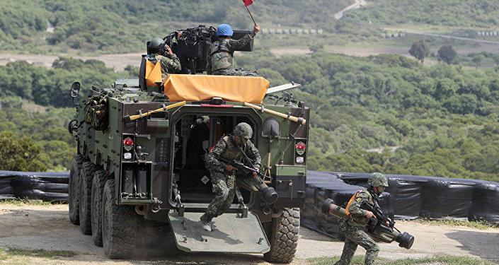 蔡英文出访加勒比海国家的主要目的是过境美国