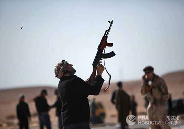 利比亚首都冲突已致超1048人死亡5500多人受伤