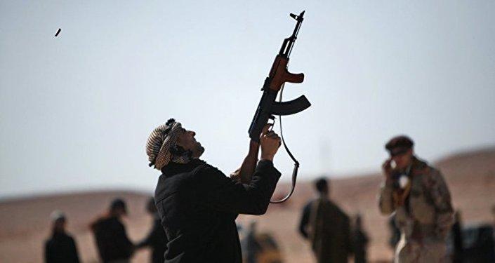 利比亞首都衝突已致超1048人死亡5500多人受傷