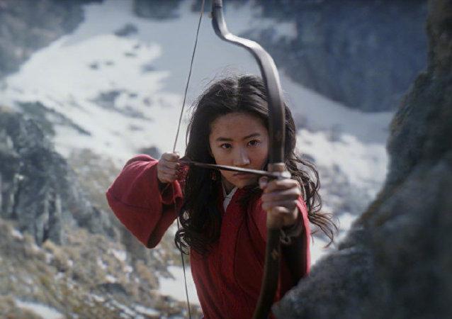 中国观众在迪士尼电影《花木兰》中找到哪些错误?