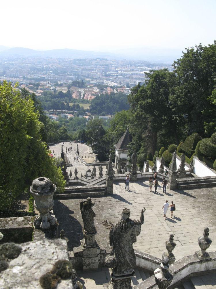 葡萄牙布拉加建筑风景综合体