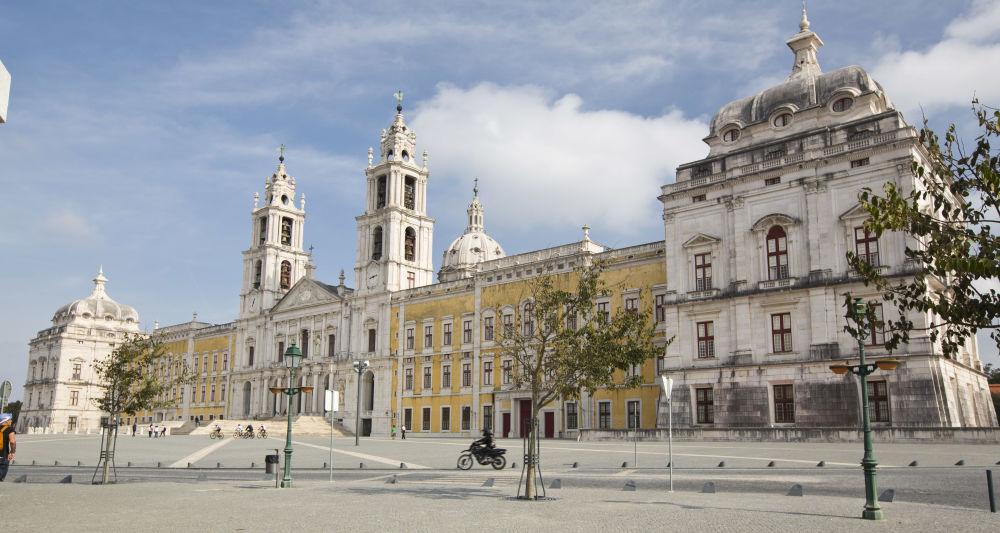 葡萄牙马夫拉皇宫