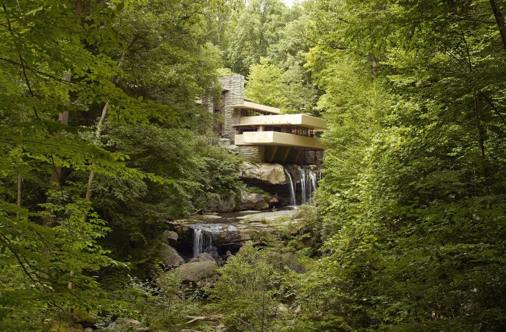 賓夕法尼亞州西南部的「流水別墅」