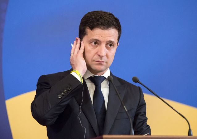 泽连斯基谈给普京打电话受阻
