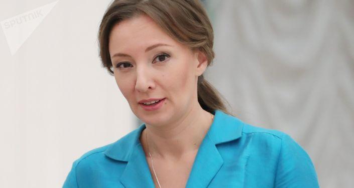 俄總統兒童權利全權代表安娜∙庫茲涅佐娃