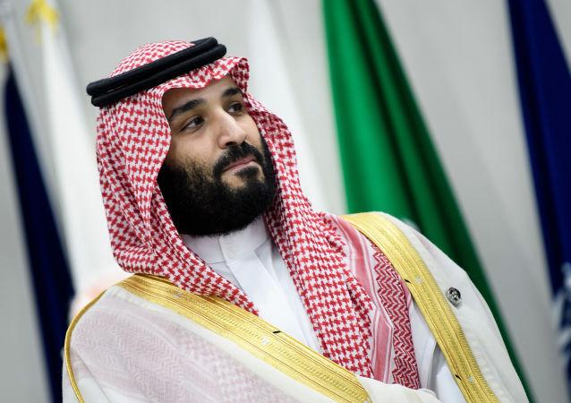 沙特王儲祝賀特朗普消滅巴格達迪