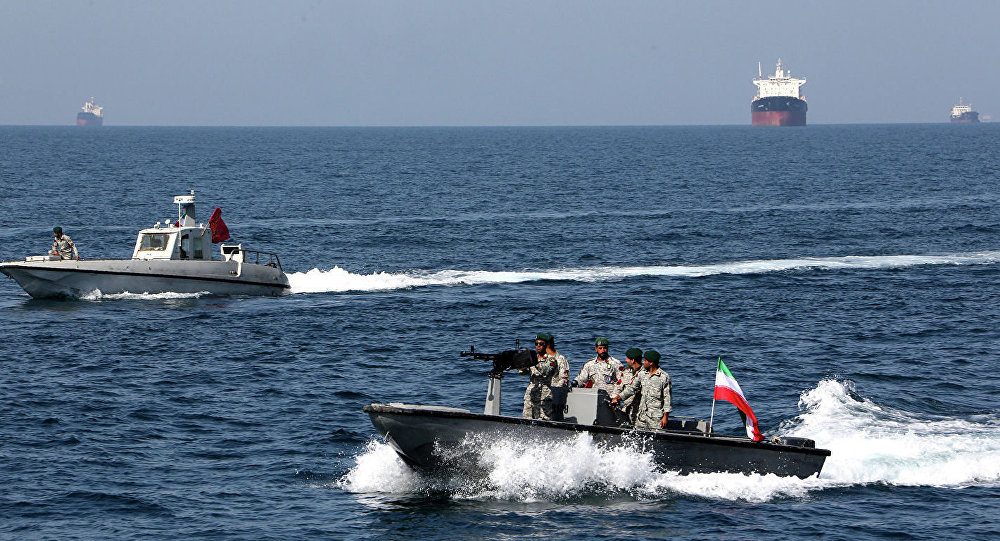 英國在直布羅陀扣留伊朗船隻的行動令人憤慨