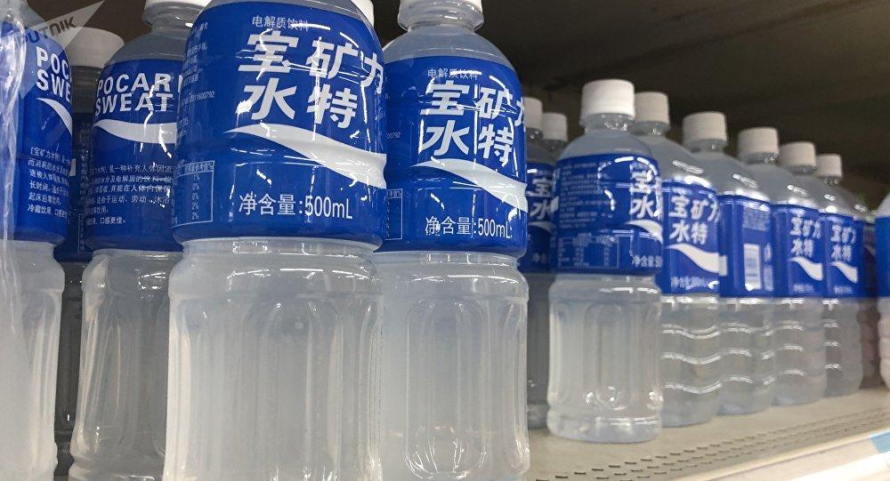 """内地民众:香港问题不应成为宝矿力水特的""""政治秀场"""""""
