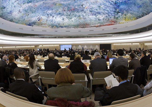 联合国人权理事会多个成员国散布有关新疆现状的谎言