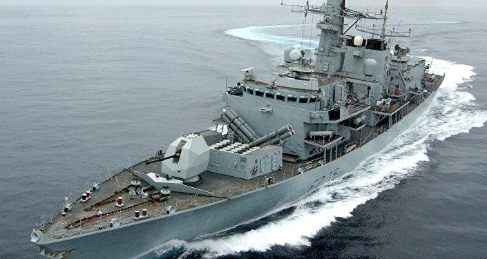 伊朗否認試圖在波斯灣扣押英國油輪