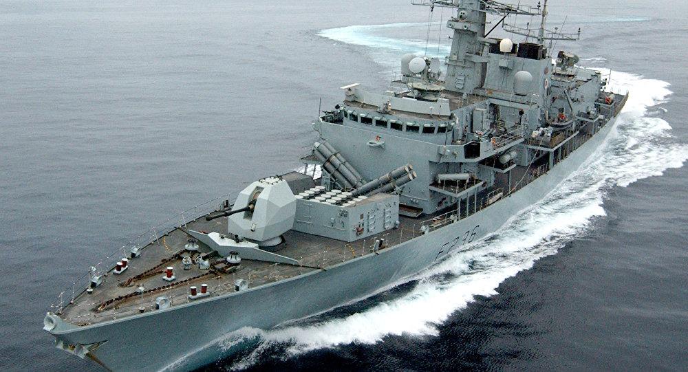 伊朗否认试图在波斯湾扣押英国油轮