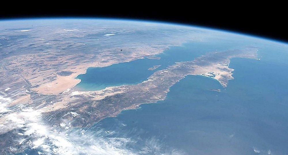 加利福尼亞灣