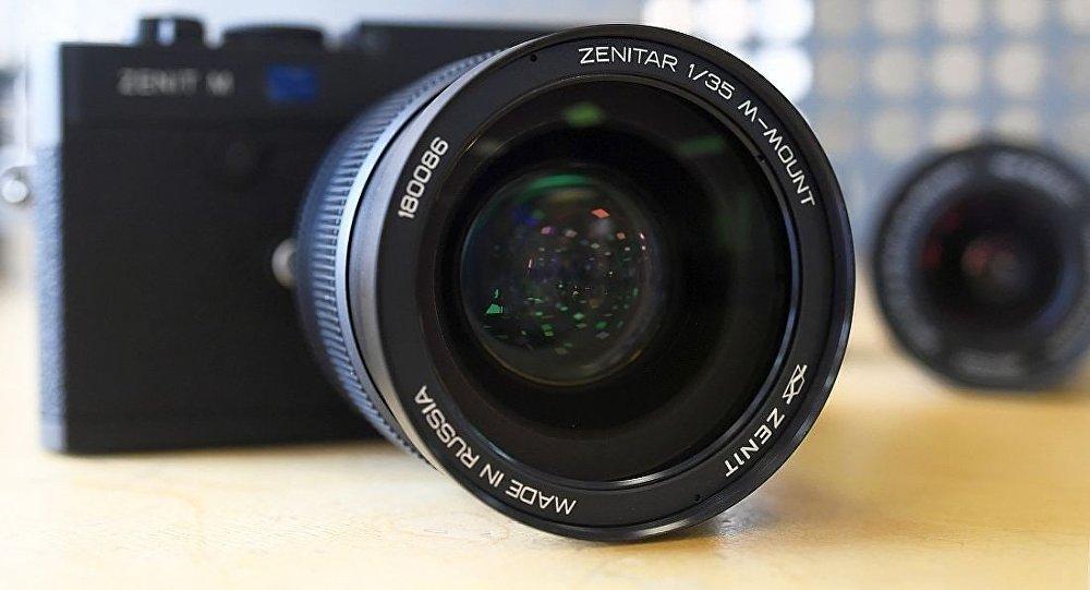 相機澤尼特-M(Zenit M)及其澤尼塔爾(Zenitar)1/35物鏡