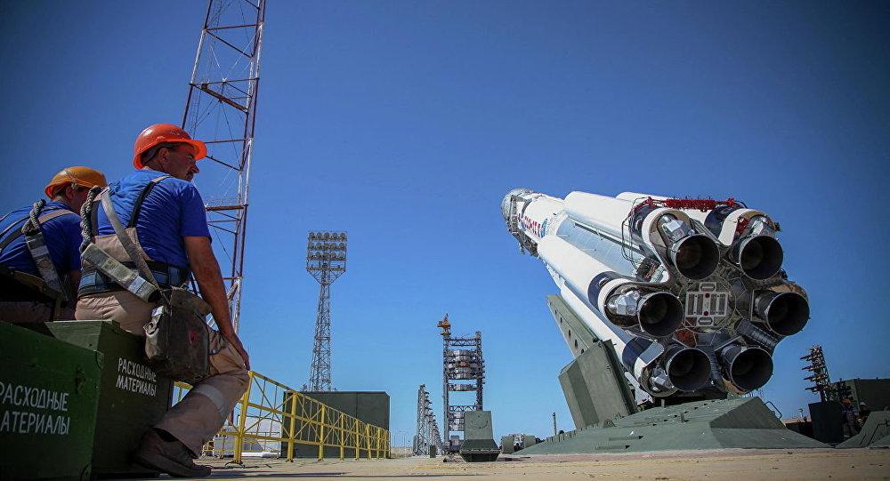 攜帶「光譜-RG」天文台的「質子-M」火箭發射被推遲到7月13日