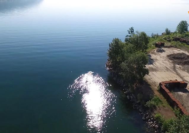 瑞士游泳健将即将开启800公里穿越贝加尔湖之旅