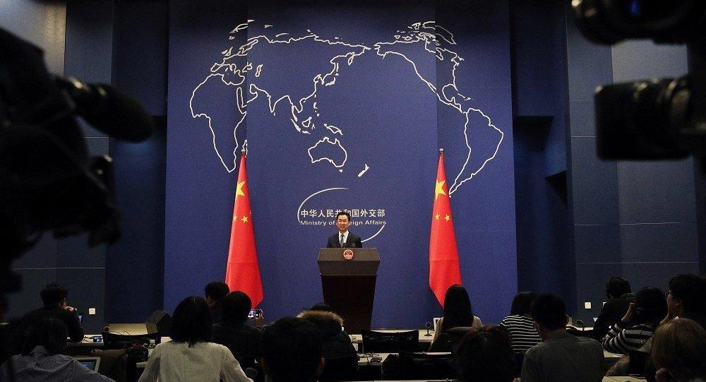 中國外交部: 美國會「香港人權與民主法案」 玩弄雙重標準 干涉中國內政