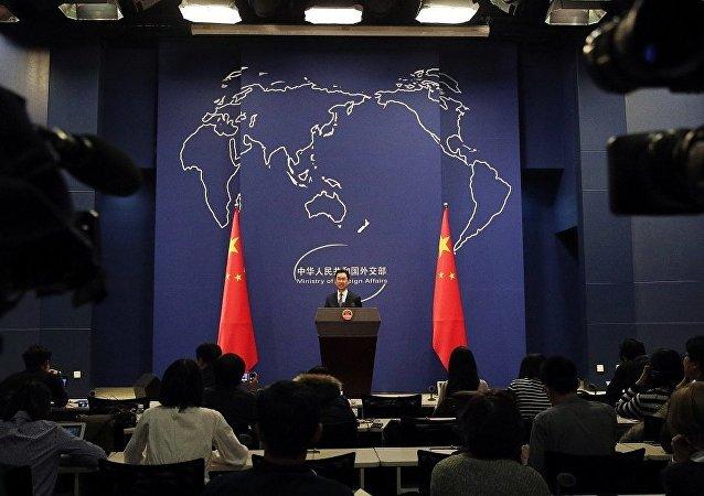 中国外交部(资料图片)