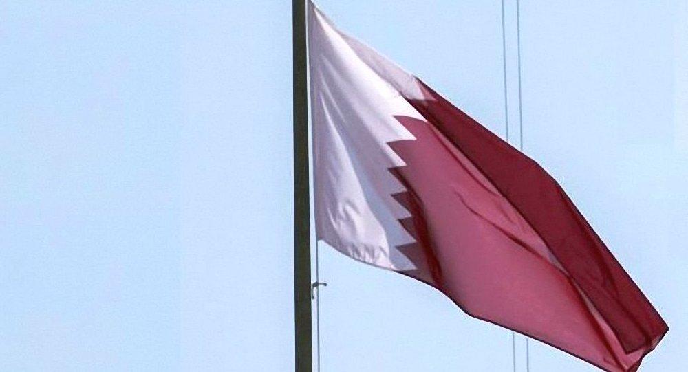 卡塔爾國旗