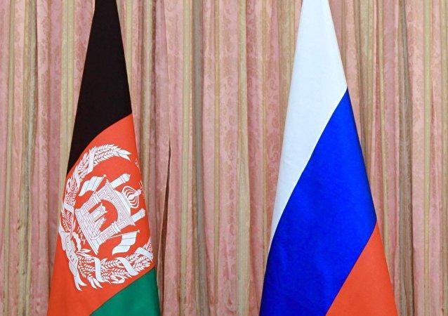 俄罗斯和巴基斯坦的国旗