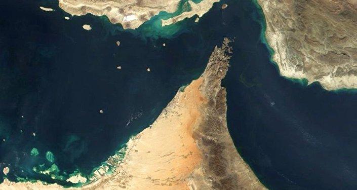 霍尔木兹海峡