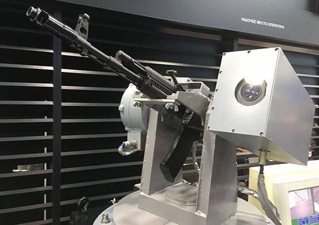 俄成功研制摧毀包括無人機在內小型目標的戰鬥模塊「藪貓」