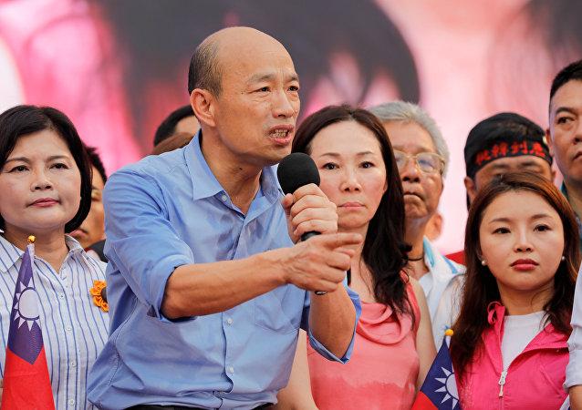 台湾渴望变革