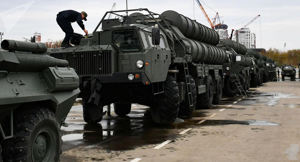 俄S-400系統對印交付工作將於2023年4月前完成