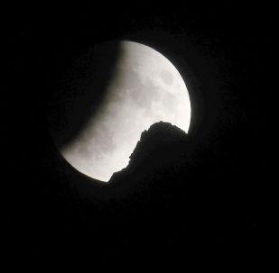 俄中两国制定共同成立月球科学站的计划