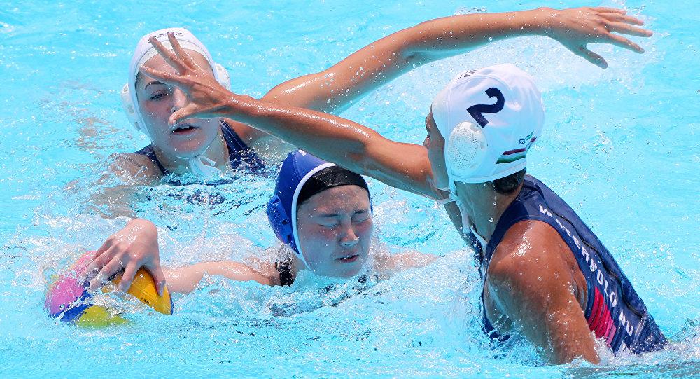 韓國水球運動員1:30輸給俄羅斯 為唯一進球喜極而泣
