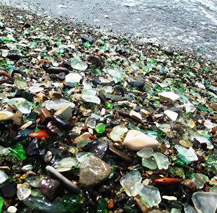 媒体曝中国游客正在毁灭符拉迪沃斯托克玻璃湾
