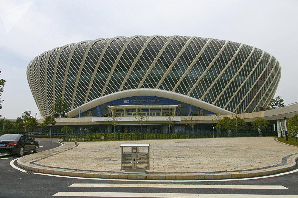 湖北省奥林匹克体育中心