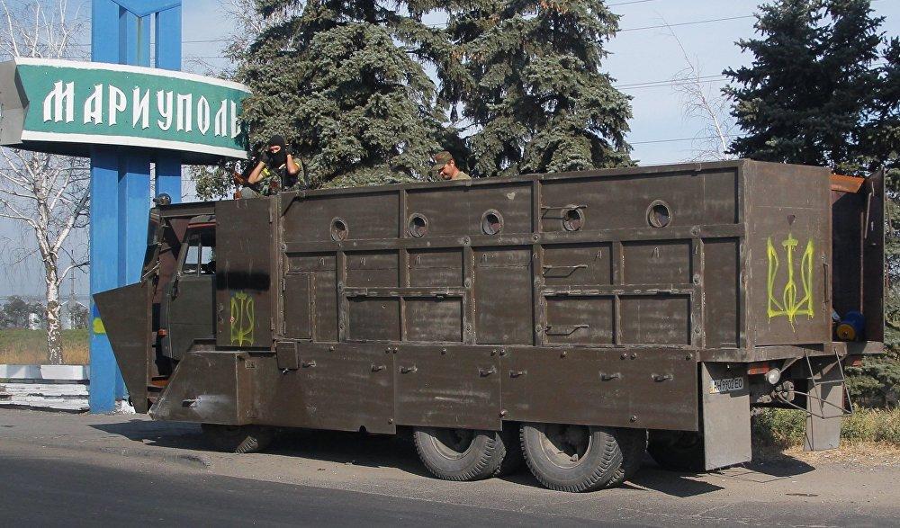 目前,正在进行调查,以确定参与对平民实施酷刑的乌克兰安全局官员。