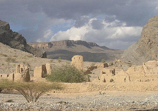 阿曼,古代堡垒遗址
