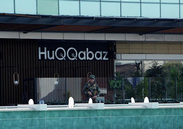 伊拉克埃爾比勒一家餐廳遭到武裝襲擊,當時這家餐廳里有土耳其領事館的工作人員
