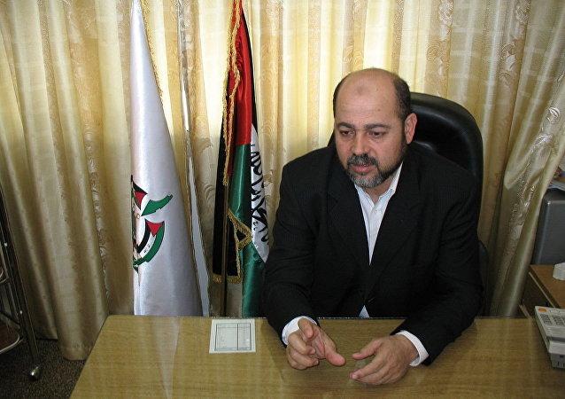 穆薩·阿布·馬爾祖克(資料圖片)