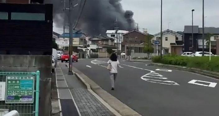 媒體:日本京都動畫工作室的大火被撲滅