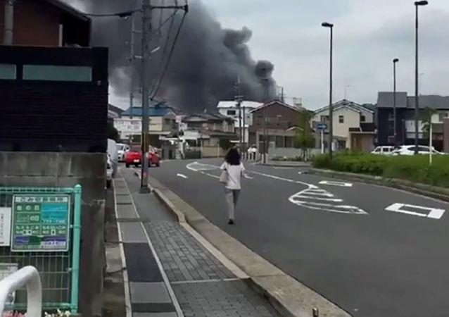 媒体:日本京都动画工作室的大火被扑灭