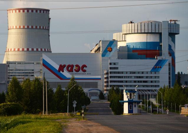 俄罗斯核电机构:加里宁核电站机组按照设计方案脱网