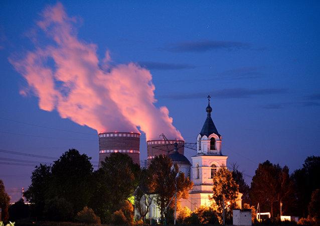 俄加里宁核电站:4号机组恢复额定功率运行