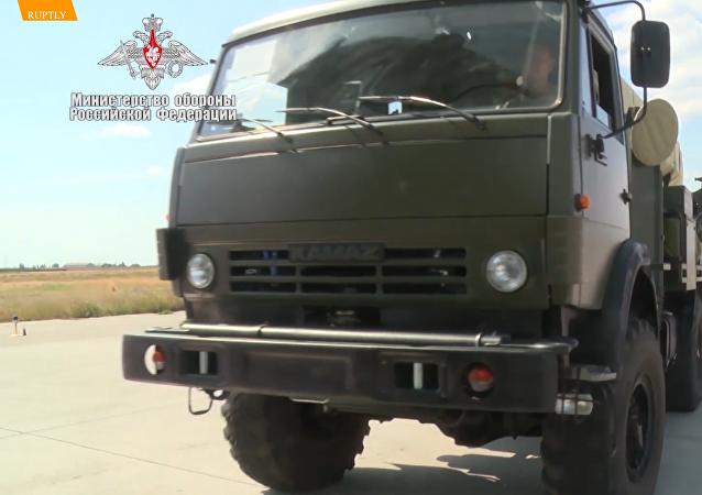 俄继续向土耳其交付S-400防空系统
