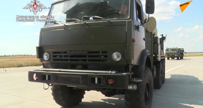 俄繼續向土耳其交付S-400防空系統