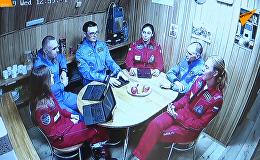 國際登月模擬實驗在莫斯科圓滿結束