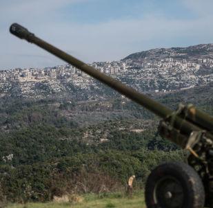 敘利亞政府軍收復重要戰略城市霍百特