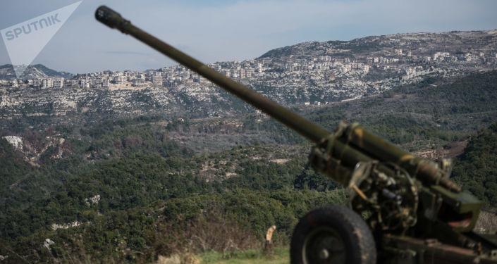叙利亚政府军收复重要战略城市霍百特