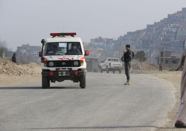 阿富汗,急救車