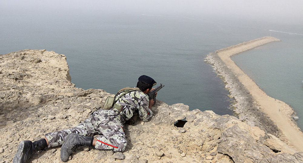 波斯湾和霍尔木兹海峡所有无人机全部返回基地
