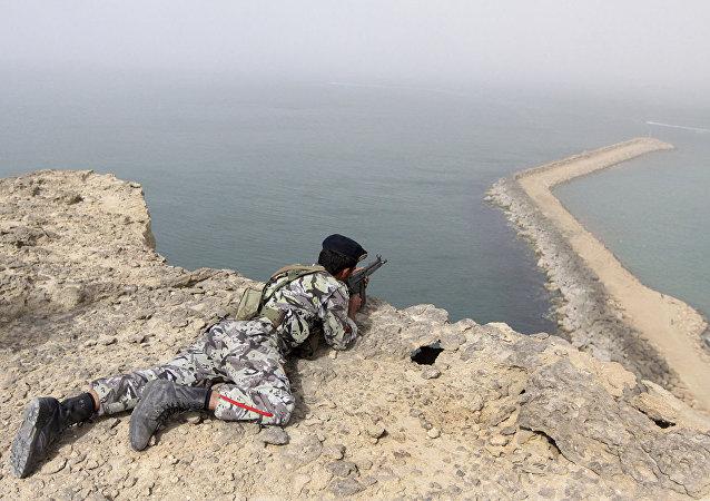 波斯灣和霍爾木茲海峽所有無人機全部返回基地