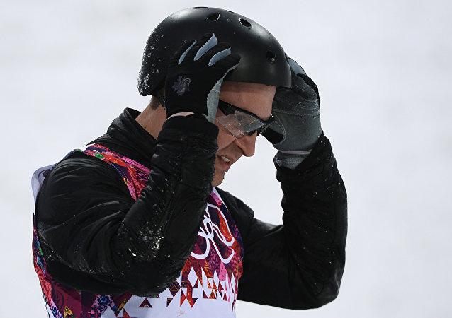 白俄羅斯運動員阿列克謝·格里申